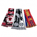 Football team scarf muffler