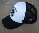 Custom logo mesh hat