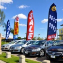 Car sale feather flags