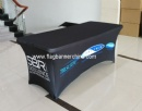Custom spandex table cover